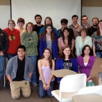 Creative Writing, Spring 2012