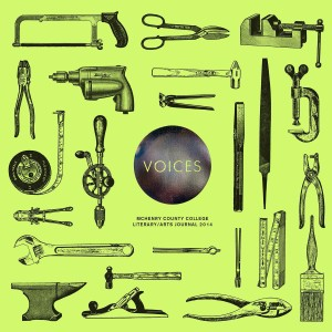 Voices - MCC's Literary Arts Magazine