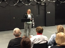 Reading Series Night One: 5, Power in Prose Spring 2015